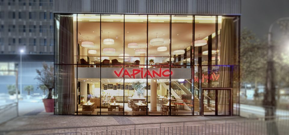 VAPIANO Wien – Westbahnhof