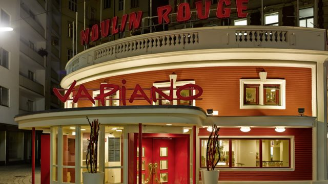 Vapiano Wien Moulin Rouge Glutenfrei Unterwegsat
